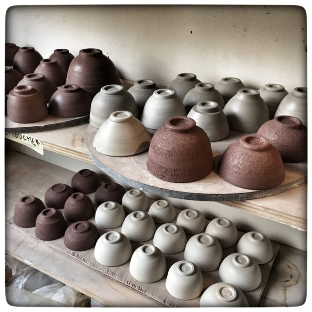 Cours stages poterie loisirs